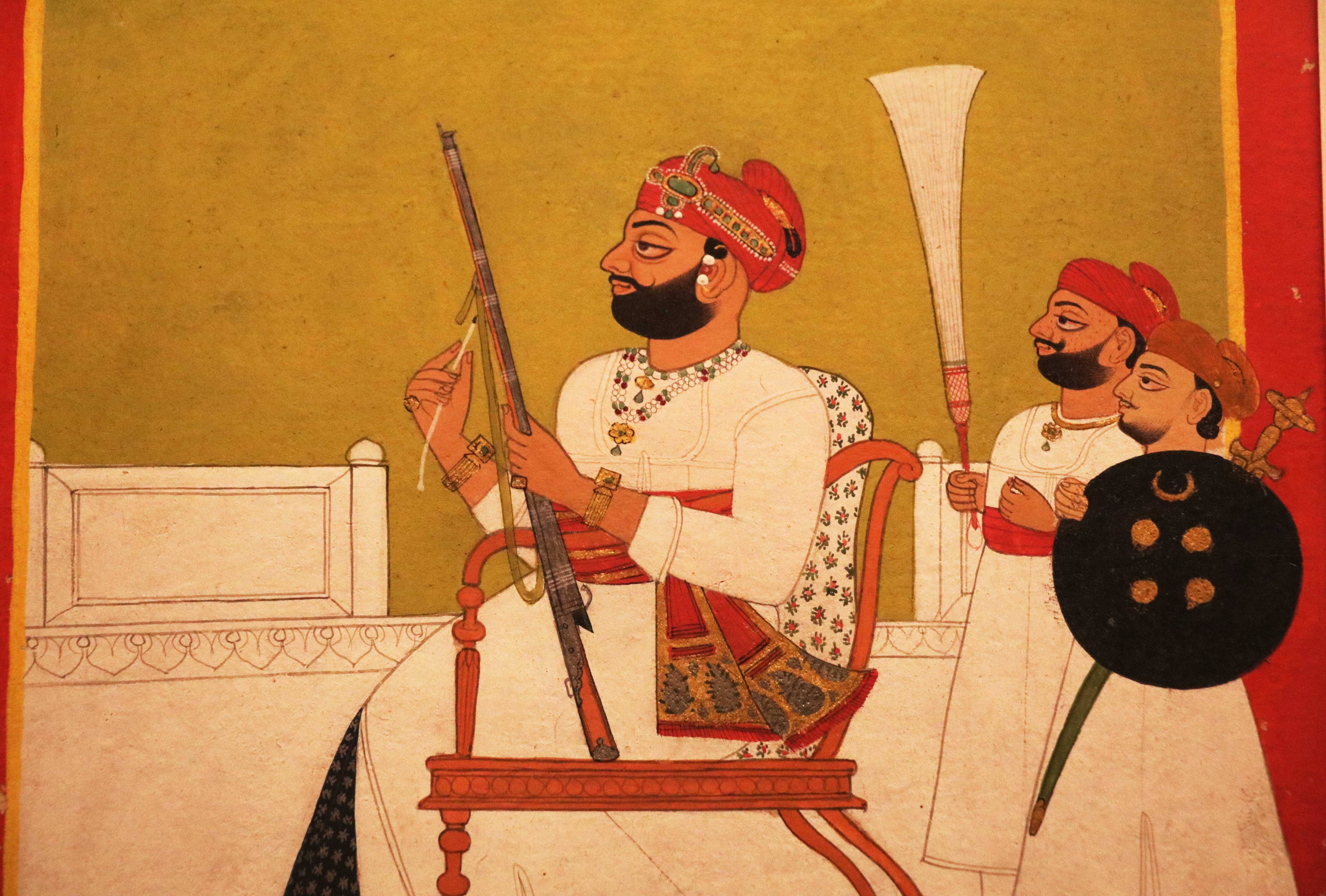 rajput paintings
