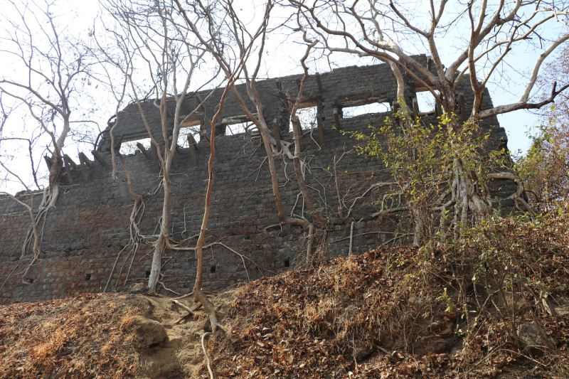 elephanta british fort2