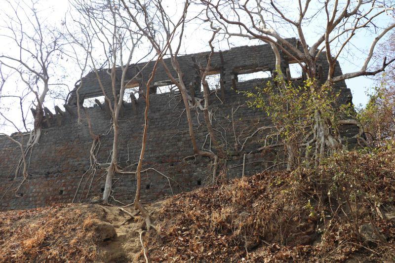 elephanta british fort2