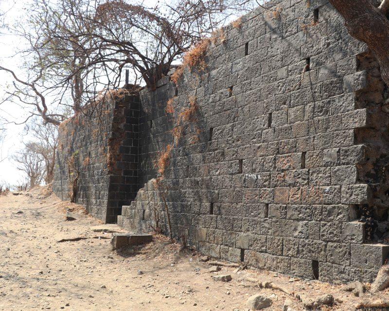 elephanta british wall