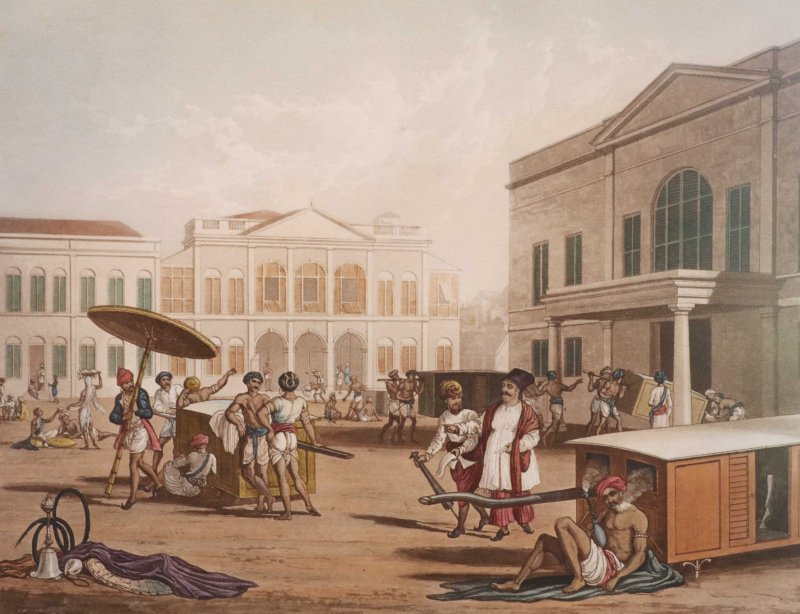 British Mumbai