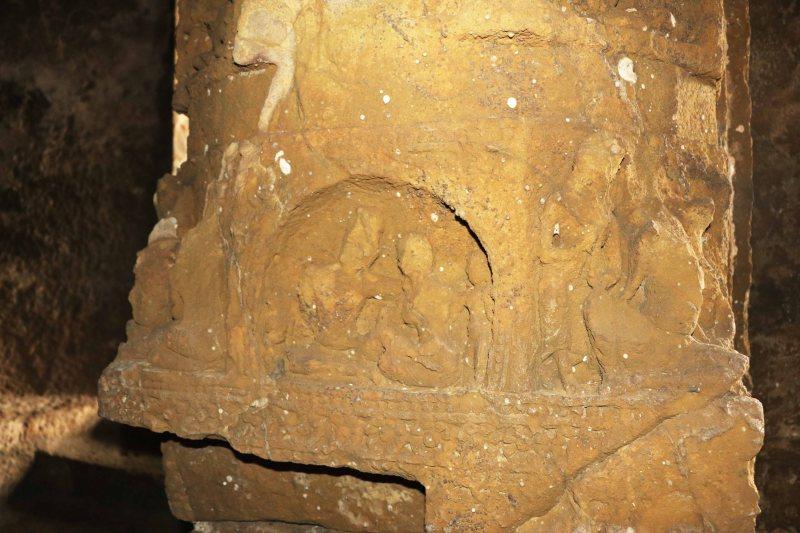 mandapeshwar broken idols